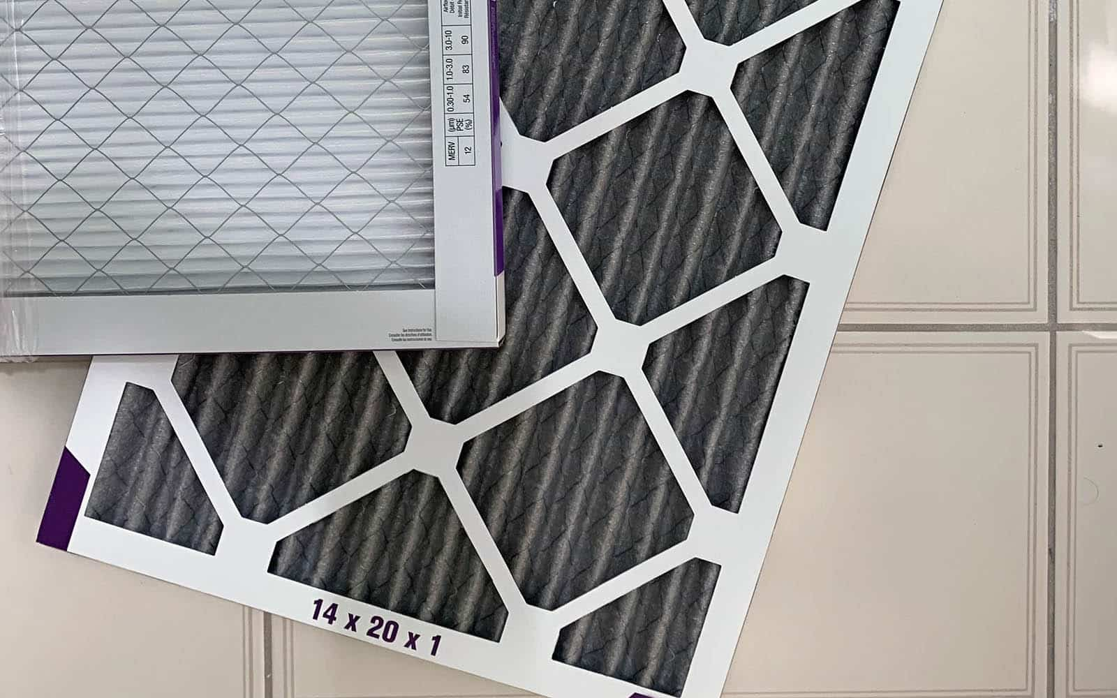 When to Replace the Air Filter in your Home